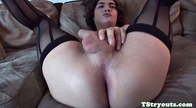 Transsexual, Solo shemale, Casting couch