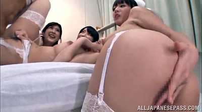Amateur, Hospital, Hairy pov, Hairy asian, Doggy pov, Asian nurse