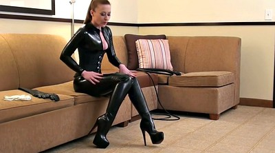 Gloves, Boots, Corset, Catsuit