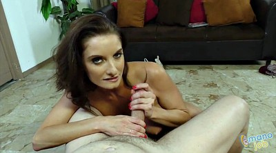 Step, Pov mom, Stepmom pov, Step-mom, Mom handjob