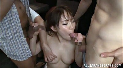 Japanese big tits, Japanese handjob, Japanese toy