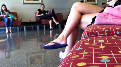 Candid, Candid feet, Library