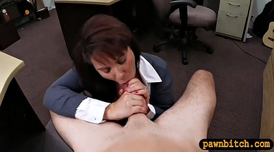 Money, Pawn, Milf blowjob