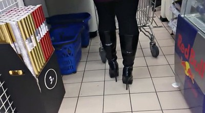 Boots, Shop, Fashion, Shopping, Knee, Knee boots