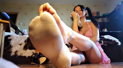 Foot fetish, Sock, Russian foot, Hooker