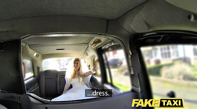 Fake taxi, Bride, Wedding, Run, Wed