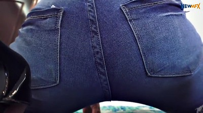 Farting, Farts, Jeans