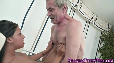 Old man, Old blowjob