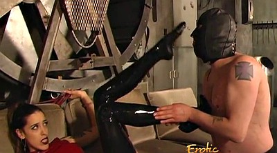 Latex, Boot, Whipping, Femdom whipping, Femdom-whipping, Femdom spanking