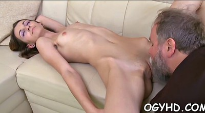 Old guy, Seduce, Guy granny