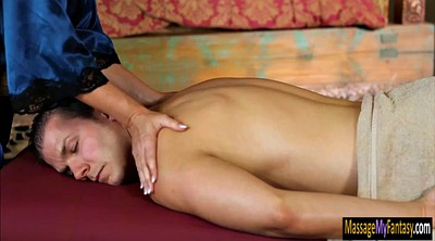 Massage, Mature massage, Table