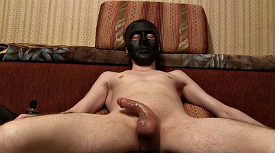 Masked, Homemade solo, Fuck pussy