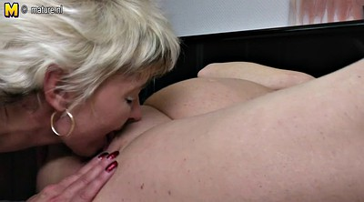 Pregnant milf, Old lesbian, Mature and young, Lesbian grannies