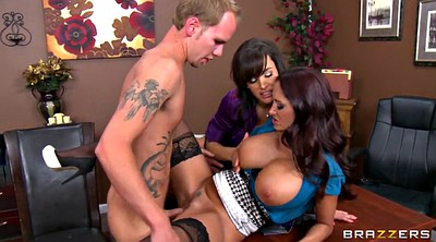 Lisa ann, Busty mom, Milf office, Busty office, Busty milf