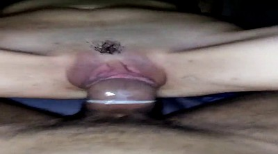 Asian fuck, Huge pussy