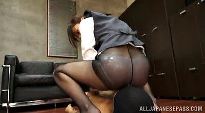 Asian pantyhose, Oily, Japanese pantyhose