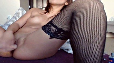 Natural tits, Nature, Natural anal, Teen dildo anal, Pussy ass