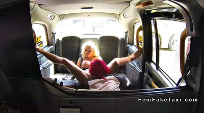 Fake taxi, Female