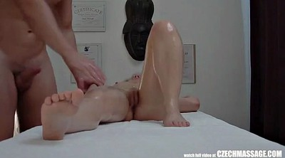 Czech massage, Small girl