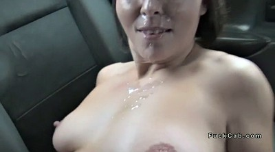 Car, Natural tits