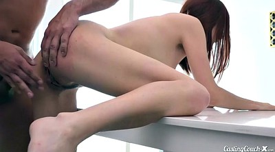 Missionary, Lick, Ass licking, Tight ass, Test, Pussy pov