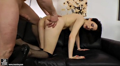 Anal creampie, Creampie compilation