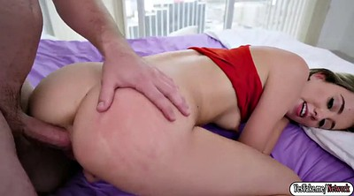 Haley, First anal sex