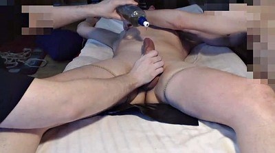 Cbt, Gay bondage, Post, Handjob cum, Cock milking