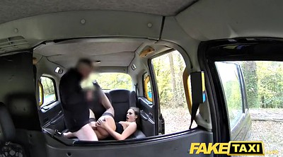 Fake taxi, Fake, Lady, Swollen, Lady anal