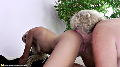 Dirty, Fuck, Mature lesbian, Old young lesbian, Matures