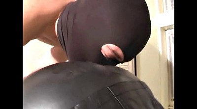 Leather, Face sitting, Asslicking