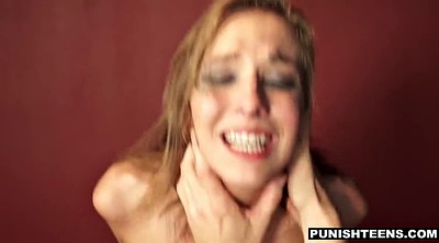 Punish, Young girl