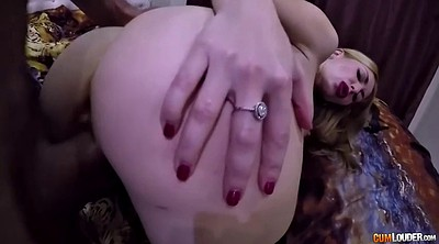 Russia, Reality, Chubby pov, Chubby blonde, Pay, Clark