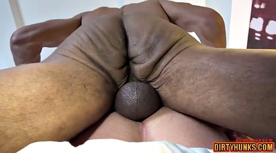Anal creampie, Muscle