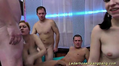 German group, Extreme anal