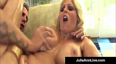 Julia ann, Lisa ann, Ann