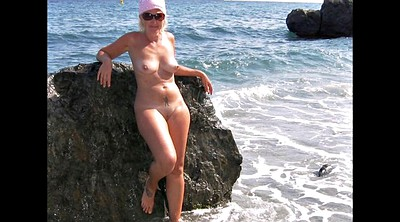 Queen, Granny beach, Beach mature