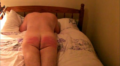 Caning, Nude, Caned