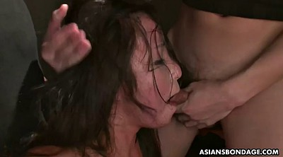 Japanese throat, Asian bdsm, Japanese deep, Japanese bdsm