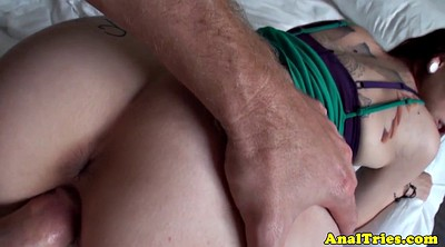 Wet ass, Redhead anal, Butt hole
