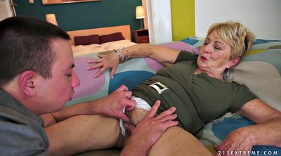 Old granny, Cum covered, Old cum, Mature hairy pussy, Granny swallow, Granny riding