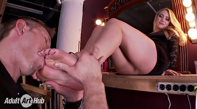 Foot worship, Blond, Ass worship, Feet worship, Man ass, Sweaty