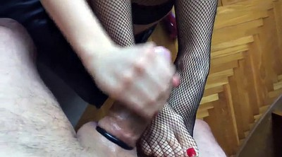 Foot slave, Stockings foot, Cum feet, Stocking feet, Cum in stocking, Stockings feet