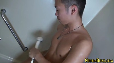 Asian solo, Japanese shower, Japanese gay, Asian shower, Jerk