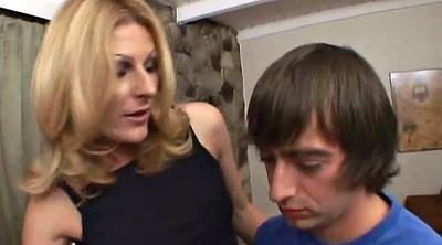 Blonde pussy, Blonde mom, Mom pussy, Suck pussy, Mom blowjob, Lesson