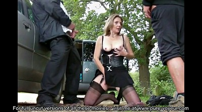 Stockings, Stock, Dogging