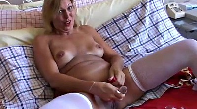 Beauty, Stocking mature, Old mature