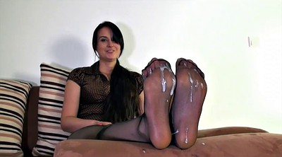 Mother, Nylon foot, Nylon cum