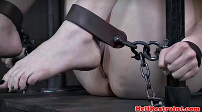 Chained, Chain, Bound, Chains, Fetishism, In chain