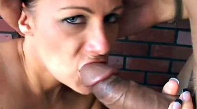 Cum eating, Cougar